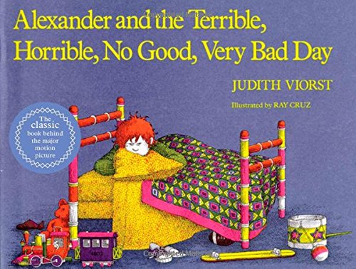 alexander bad day book