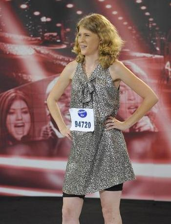 Alexis Cohen will be missed from the American Idol tryouts this year