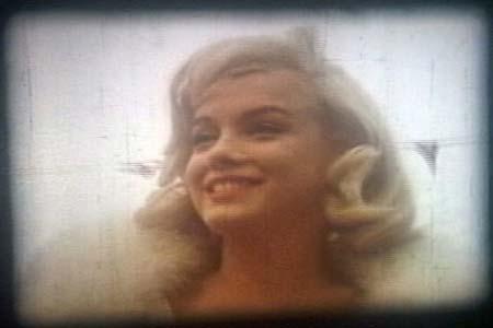 Unseen Marilyn Monroe photo