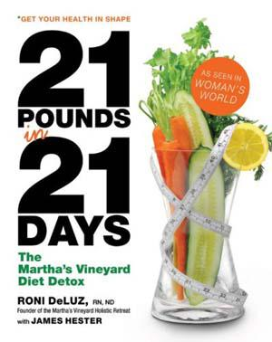 Can you really lose 21 pounds