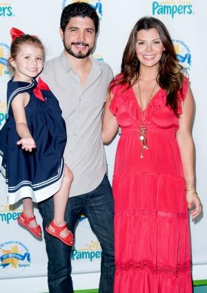 Ali Landry and family