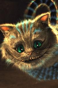 Alice in Wonderland's Cheshire Cat