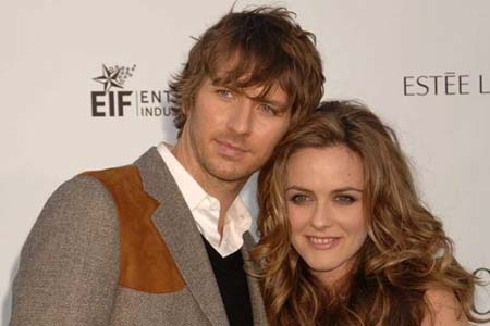 Alicia Silverstone talks about why she named her son Bear Blu