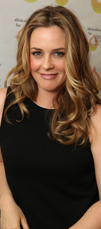 Alicia Silverstone on her mother's advice