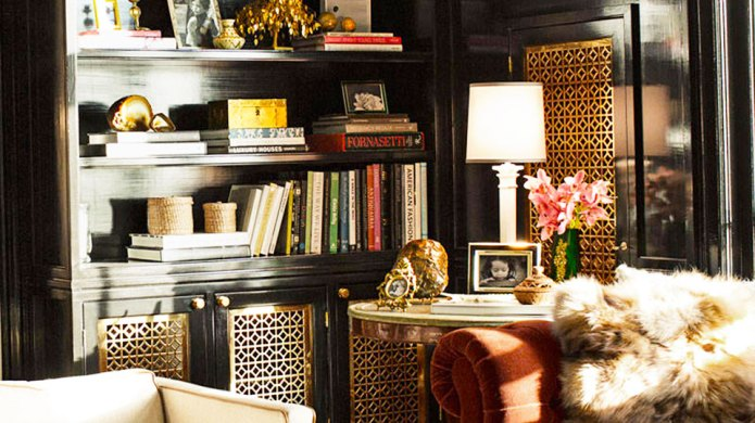 8 Gorgeous Lacquered Walls That Will