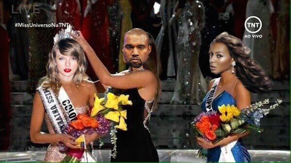 Steve Harvey Meme on Miss Universe