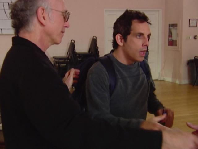 Ben Stiller roles you forgot about: 'Curb Your Enthusiasm'