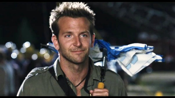 If it's all about Steve, and Bradley Cooper is Steve -- we're in