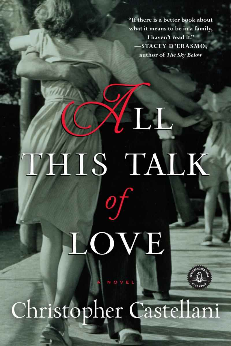 All This Talk of Love cover