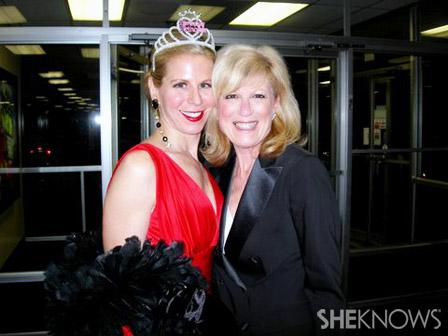 Allison Ziering-Walmark and Robin Morris