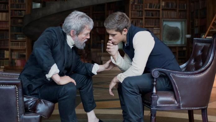 The Giver book vs. movie: 8