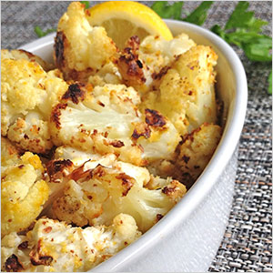 Almond roasted cauliflower | Sheknows.ca