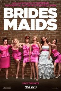 Bridesmaids poster premieres