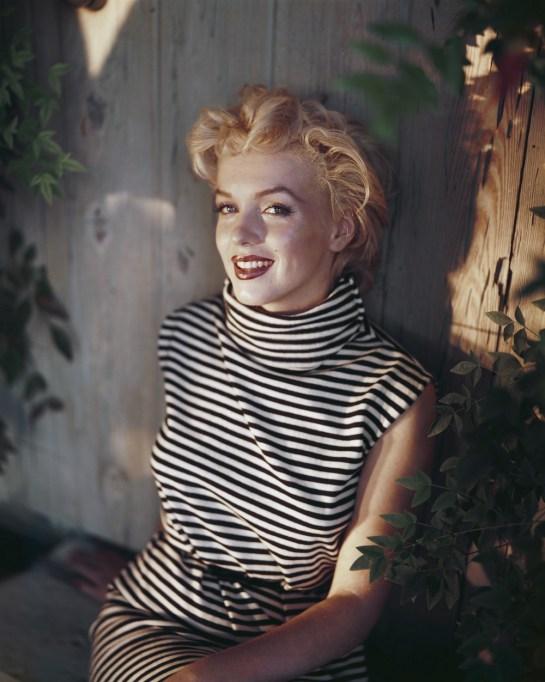 Marilyn Monroe January 1954