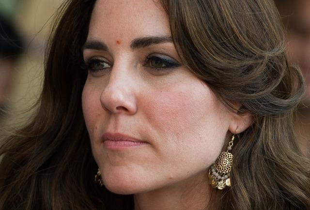Kate Middleton's fashion on the royal tour of India