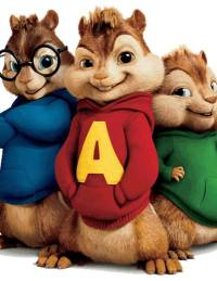 Alvin and the Chipmunks are back!