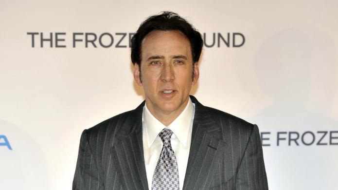 Nicolas Cage: Just call him grandpa
