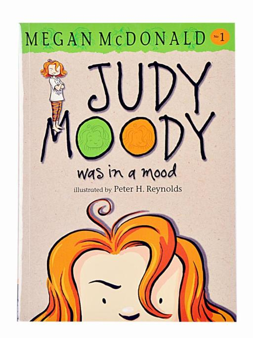 Books for girls: Judy Moody