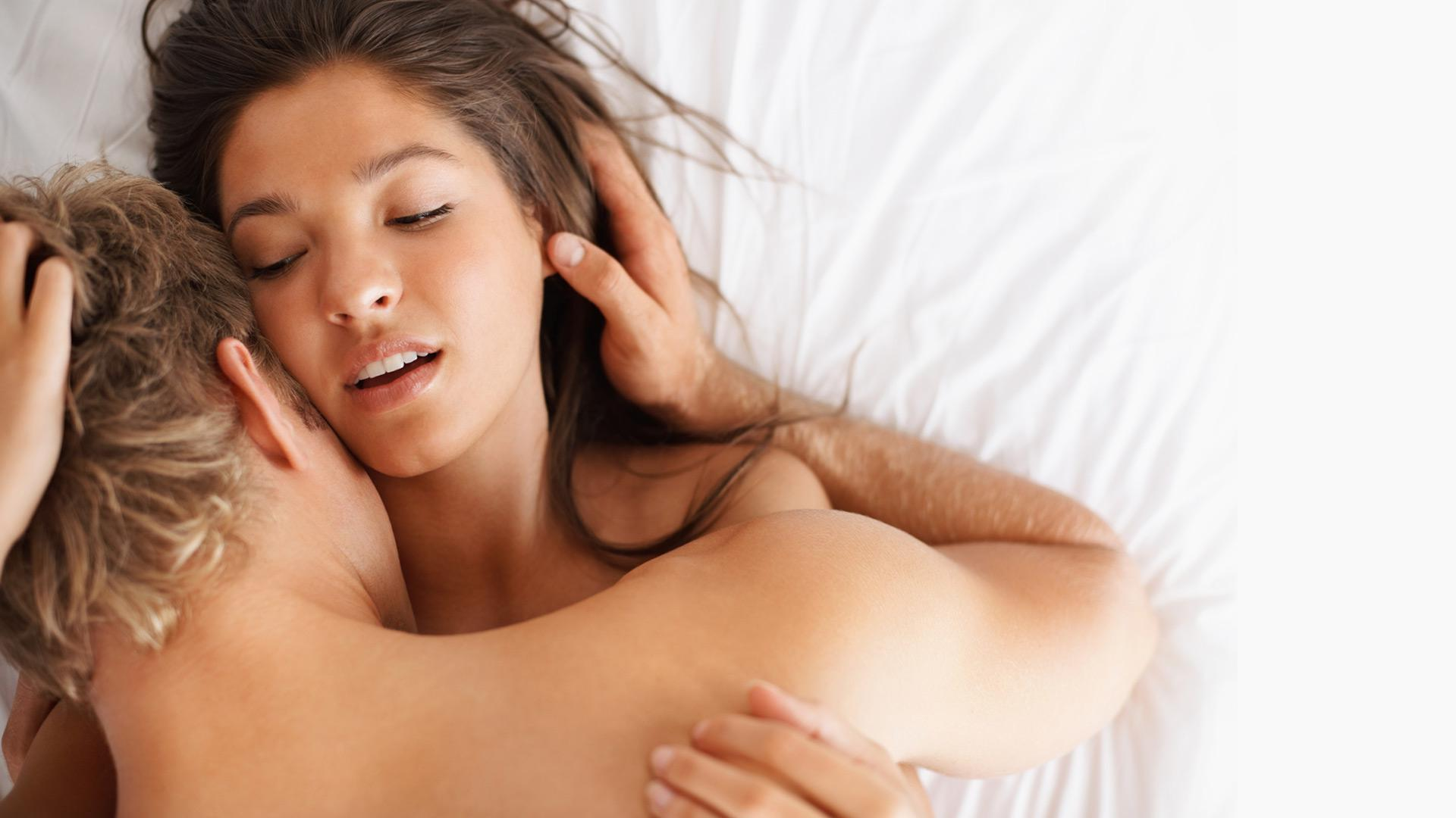 Women having sex with other woman
