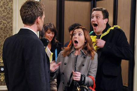Alyson Hannigan and Jason Segel on How I Met Your Mother