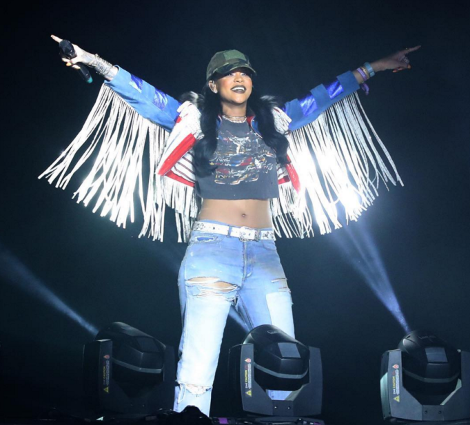Rihanna Coachella