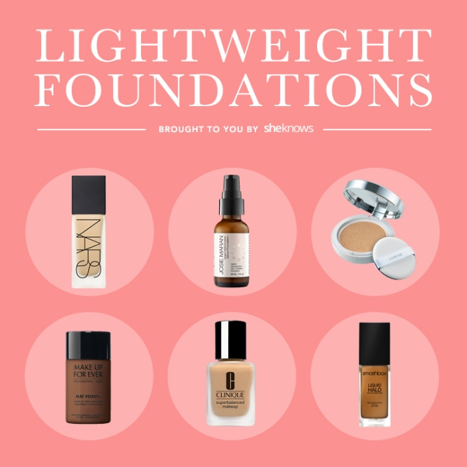 Lightweight foundations