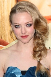 Amanda Seyfried at the Letters to Juliet premiere