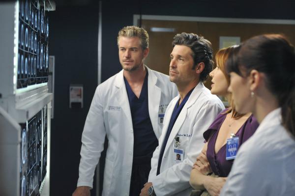 "Grey's Anatomy ""Suddenly"" returns in January!"