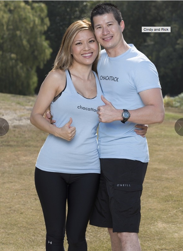 The Amazing Race Cindy and Rick