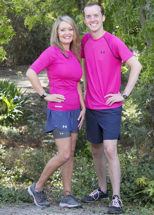 The Amazing Race Denise and James
