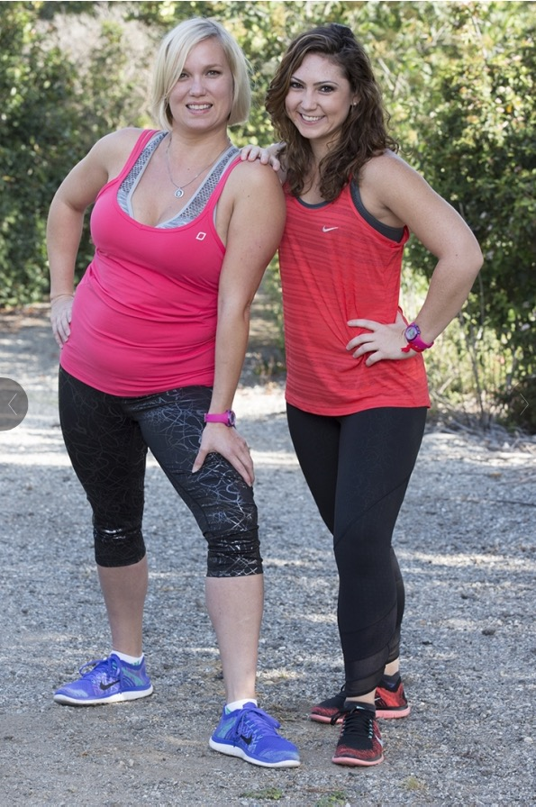 The Amazing Race Kelly and Shevonne