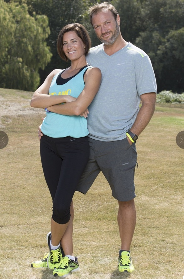 The Amazing Race Logan and Chris