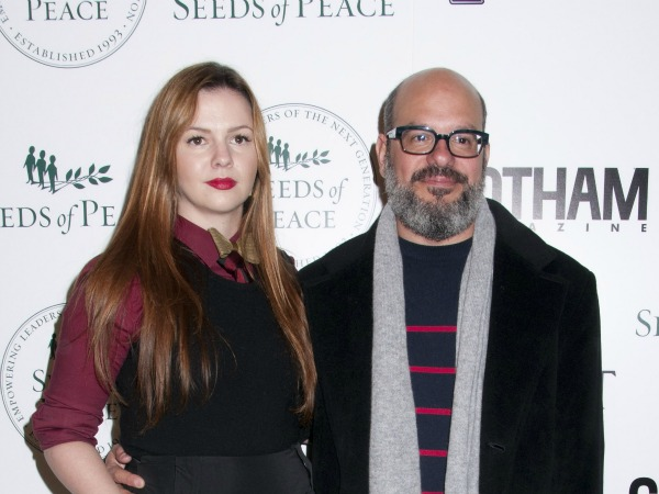 Amber Tamblyn Wedding.David Cross And Amber Tamblyn Married Over The Weekend Sheknows