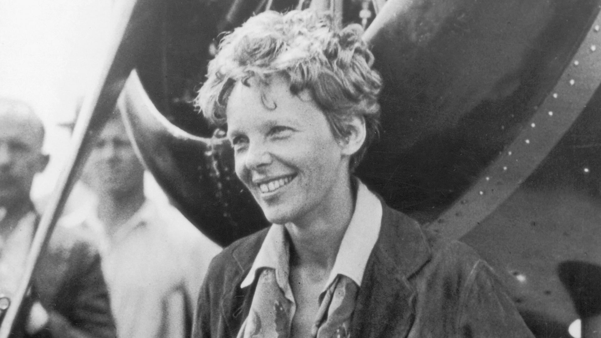 Amelia Earhart   Sheknows.com