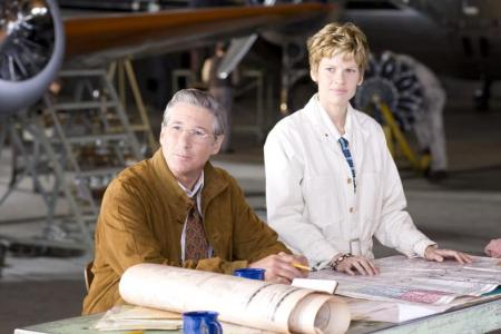 Richard Gere and Hilary Swank in Amelia