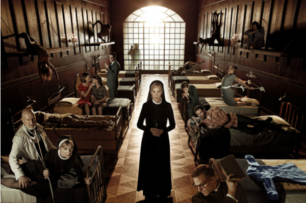 American Horror Story: Coven premiere date and new teaser