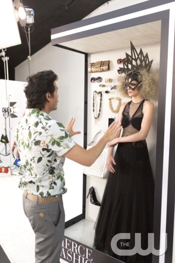 America's Next Top Model Courtney Dolled up