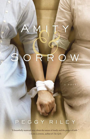 Amity and Sorrow book cover