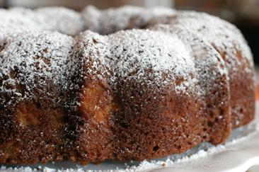 Almond Orange Bundt Cake