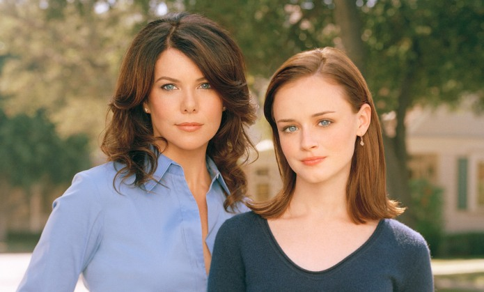 8 Details about the Gilmore Girls