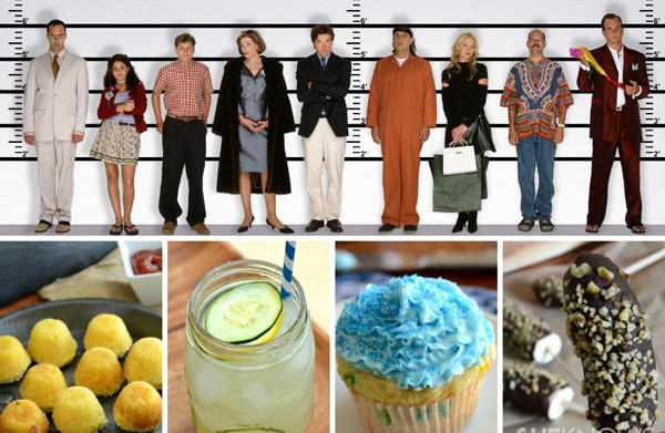 Bluth approved Arrested Development recipes