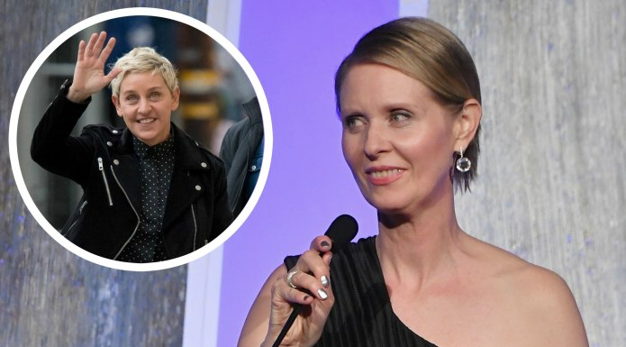 Ellen DeGeneres Sent 'Unqualified Lesbian' Cynthia