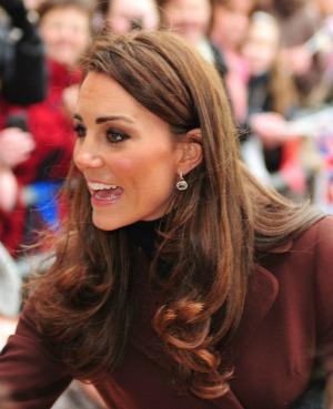 Gasp! The reality show Kate Middleton