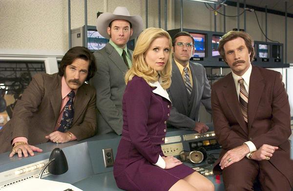 Anchorman cast