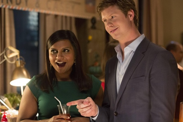 Anders Holm will return to The Mindy Project