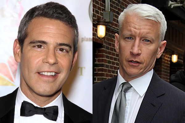 Anderson Cooper dating Andy Cohen?