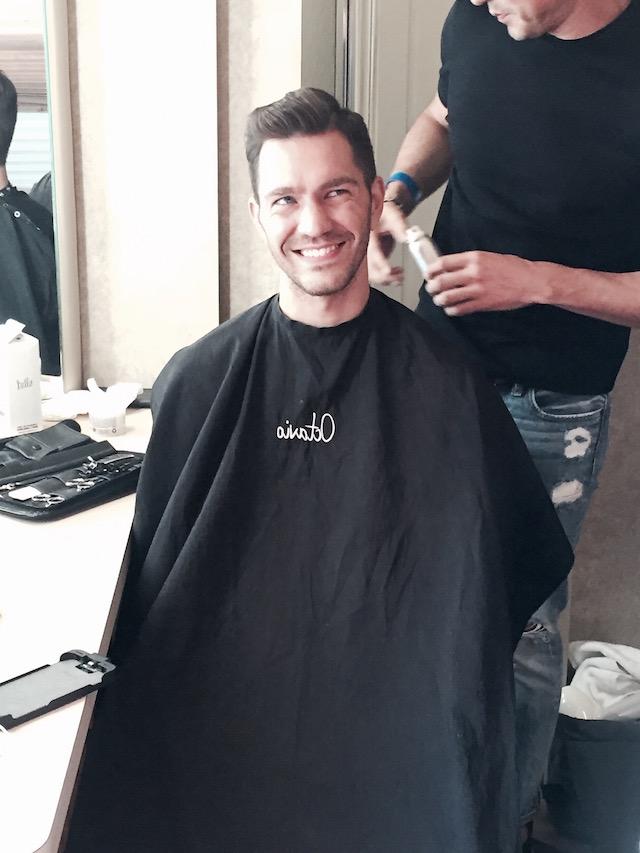 Andy Grammer haircut