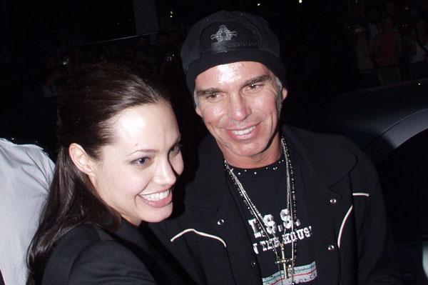 Billy Bob Thornton talks about Angelina Jolie