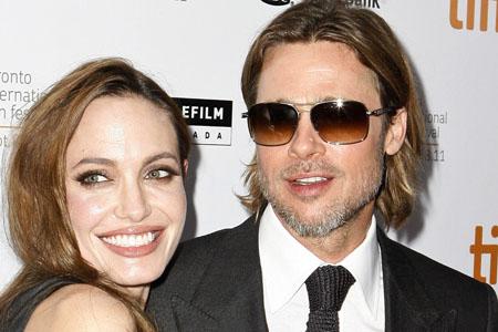 Angelina Jolie and Brad Pitt donate money to Somalia