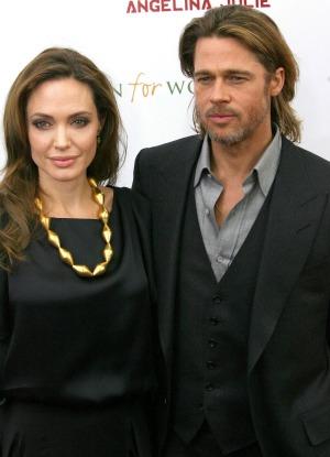 Angelina Jolie Brad Pitt